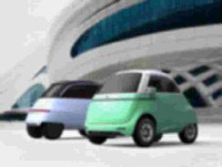 电动Isetta?Microlino将推第二代车型 【图】
