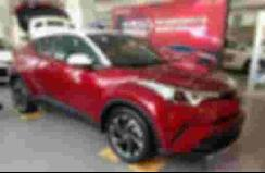 售价15-18万的丰田小型suv正式开售! 【图】