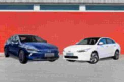 A级纯电动轿车的王牌较量!菲斯塔纯电动和几何A,同价位选谁更值? 【图】