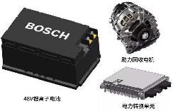 发展混合动力 博世计划在德生产48V电池