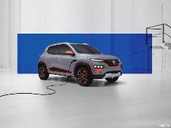 Dacia发布Spring Electric概念车官图