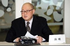 原东风雷诺副总裁陈曦加盟奇瑞星途
