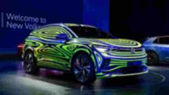 大众第二款量产电动车发布 将会开启新的大众时代? 【图】