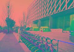 贴心!共享电动单车免费供医护人员代步