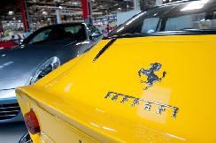 法拉利暂停意大利两工厂生产至3月27日