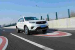 百公里油耗仅7升多,试驾搭载了48V轻混系统的福特领界 【图】