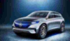奔驰也推出新能源车? 【图】