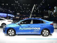 量产有谱?2024年开现代自动驾驶汽车