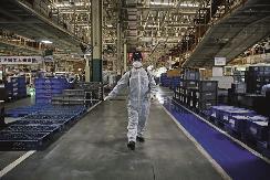 武汉汽车供应链遭重创 东风本田每停工一天多亏5亿