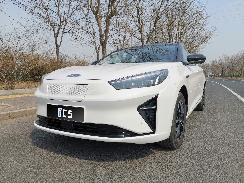 江淮iC5智能域控系统实现整车控制跨越式发展