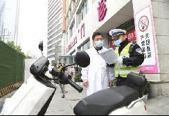 一周时间,长沙已完成49014台电动自行车上牌业务