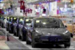 特斯拉一季度交付8.84万辆电动车 中国市场份额显著提升 【图】