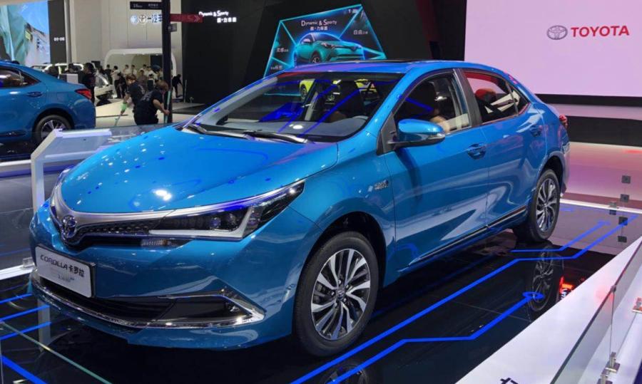 售价21.48万元 卡罗拉双擎E+新车型上市