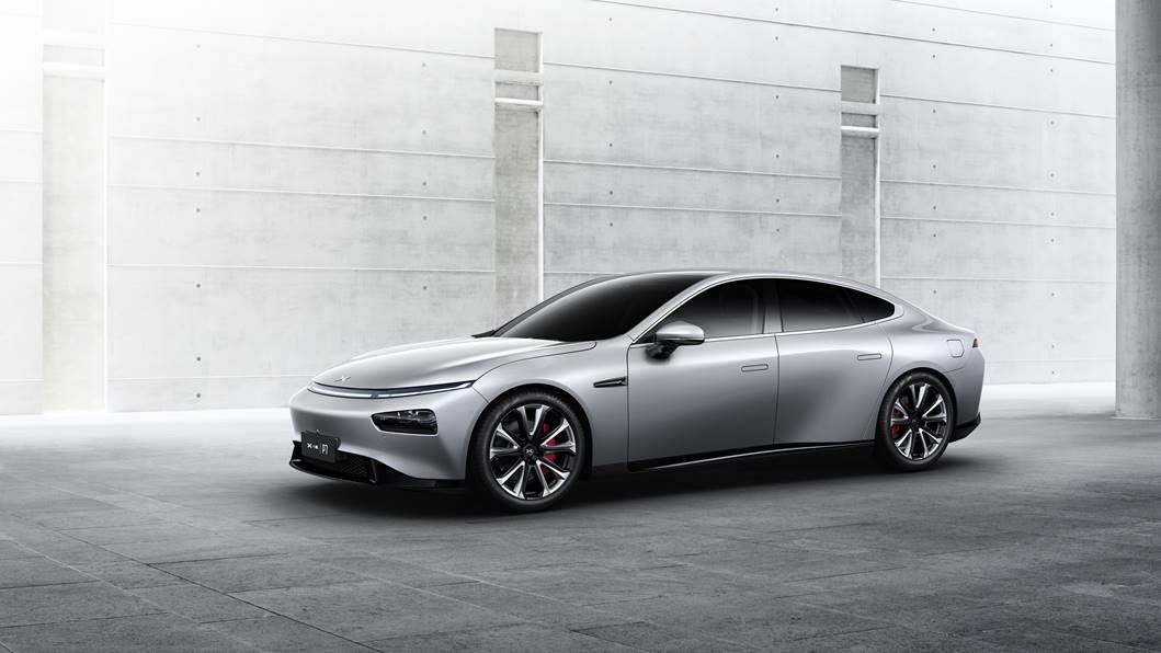 小鹏汽车P7将于4月27日上市 有望于5-6月份正式交付