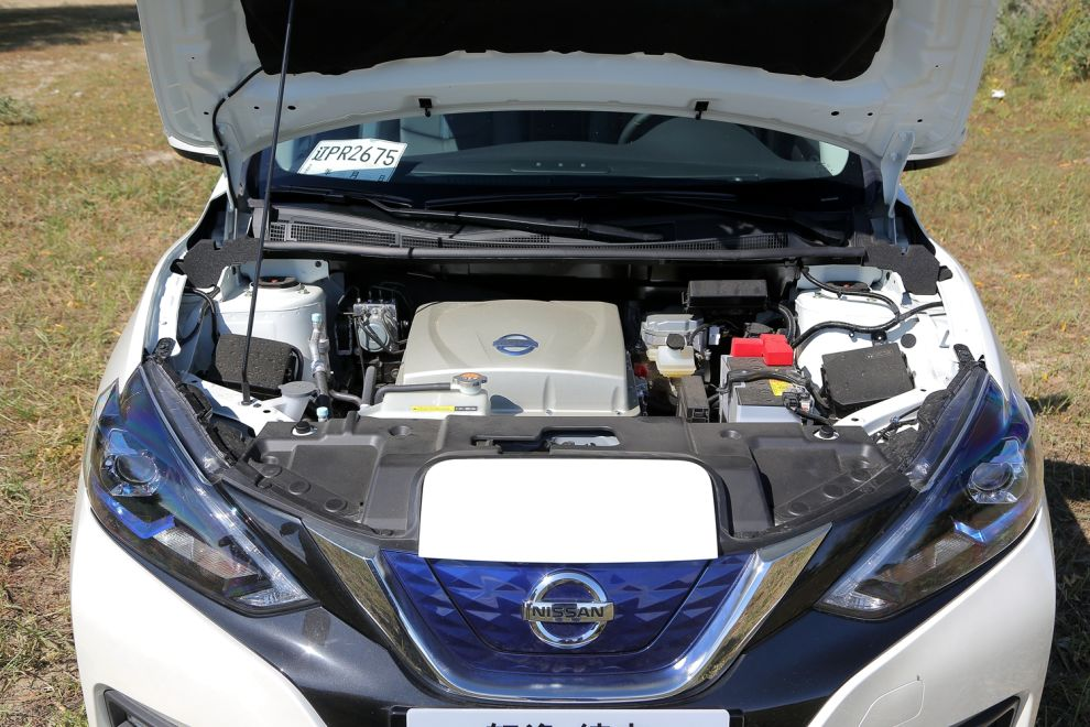 补贴后售15.30万元 轩逸·纯电新车型上市