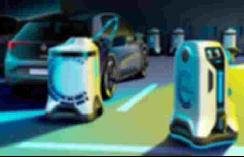 解决充电难题 爱驰发布新专利 充电机器人就要来了? 【图】