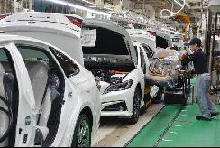 丰田将消减日本18家工厂50%产能 并考虑裁员