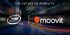 英特尔收购初创公司Moovit 推动无人驾驶出租车商业化