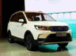 开瑞七座电动汽车,开瑞K60EV纯电动版,补贴后10.63-11.33万元 【图】
