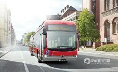 再添一抹绿,北欧最大公共交通运营商追加BYD订单