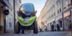 波兰车企推出折叠电动车,能屈能伸好停车,就是看起来不耐撞 【图】