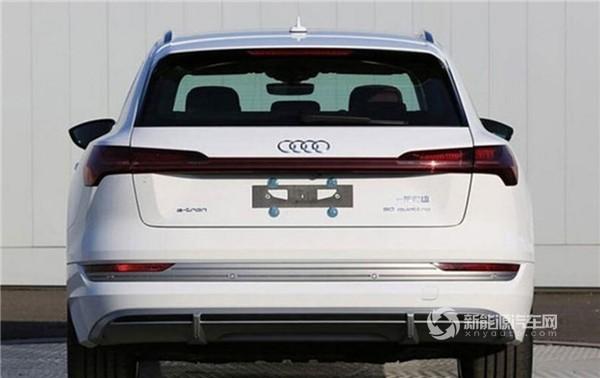 国产奥迪e-tron工信部申报图曝光 新车将于年内上市