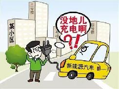 既有小区加装电动汽车充电桩,这些问题应当考虑