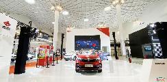 枫叶30X首秀2020海南国际车展