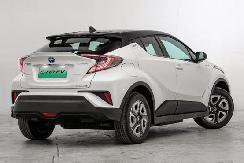集中上市三款车型 丰田电动车诱惑力不足?