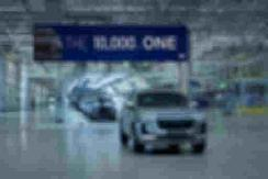 理想ONE第1万辆车下线 何时销量破万? 【图】