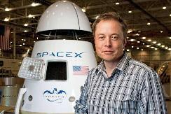 SpaceX载人飞船发射成功,硅谷钢铁侠马斯克是怎样炼成的?