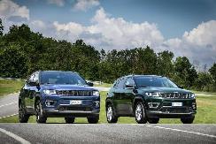欧版改款Jeep指南者发布 多项升级/未来将推插混版