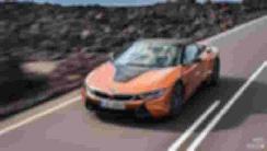 与混动跑车说拜拜,最后一辆宝马i8将于6月11日下线 【图】