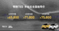 6.58万起,配L2辅助驾驶系统,续航超400km的零跑T03该怎么选? 【图】