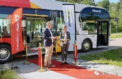 """再交34台!比亚迪""""加码""""绿色交通,北欧新能源版图连下两城"""