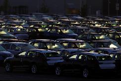 欧盟5月乘用车销量跌幅较4月收窄,但仍超过50%