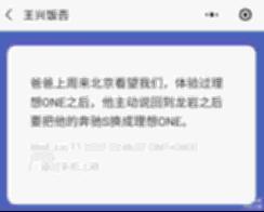 美团王兴:汽车行业最佳评论员 【图】