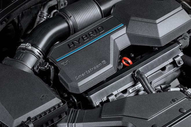 现代改款Santa Fe详细资料公布 首度推出混动和插混动力