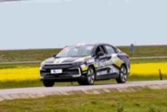 第七届环青海湖(国际)电动汽车挑战赛首日环湖评测收官:高海拔爬坡测试考验赛车性能! 【图】