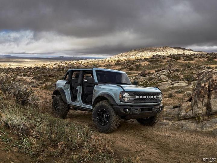 福特(进口) Bronco 2021款 四门版