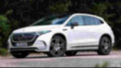 锁定特斯拉Model X!奔驰EQE SUV动力信息曝光,续航达692公里 【图】