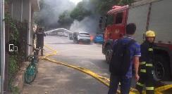 车圈 小鹏G3广州起火 官方:初步判断电池受损系事故原因