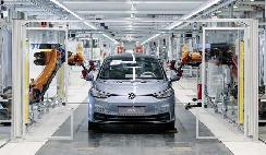 2023年大众电动车产量将赶上特斯拉 达到90
