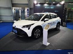 Aion LX(埃安LX)氢燃料电池版首发亮相