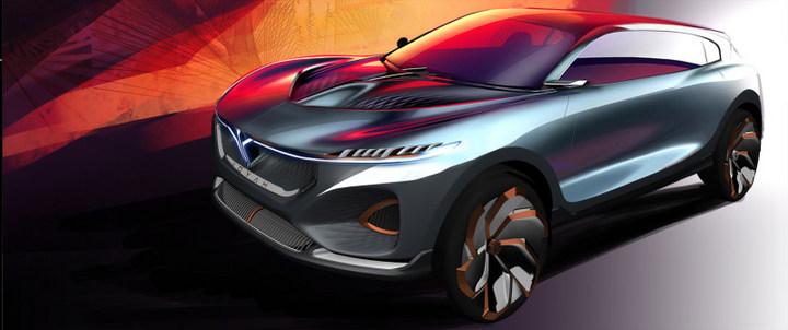 岚图汽车首款量产概念车将亮相北京车展,2021年推向市场