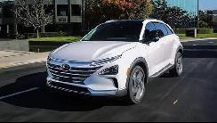 业务范围扩大 现代汽车将出口氢燃料电池至中国销售