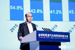 徐长明:新能源汽车发展仍靠政策推动 一旦撤消影响巨大