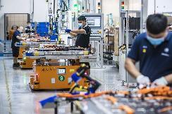 宝马新工厂开业主要生产电池包 外资持续看好中国