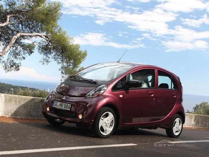 三菱首款量产纯电动车i-MiEV将停产 共销售2.3万辆