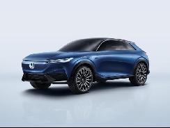 北京车展:本田首款纯电动概念SUV和CR